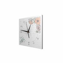Часы настенные - Дублин Роуз 06 Часы, 0