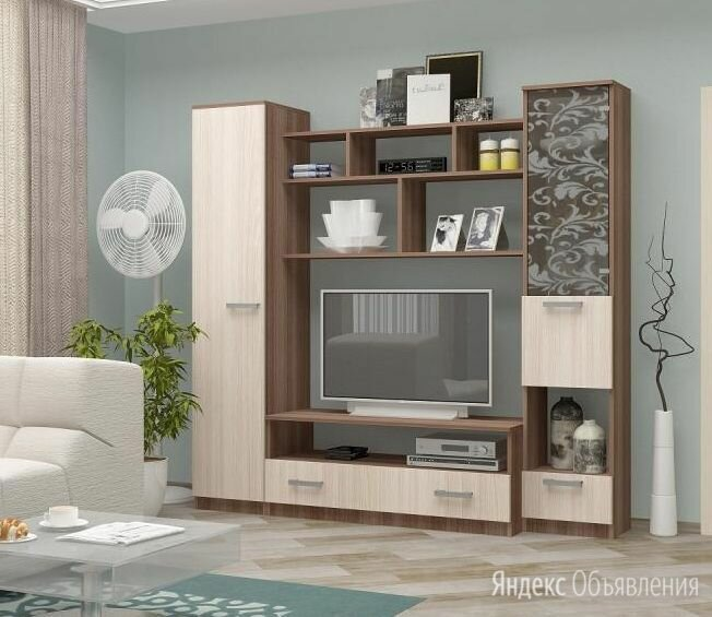 Стенка Магна по цене 10100₽ - Шкафы, стенки, гарнитуры, фото 0