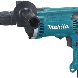 Дрели и строительные миксеры - Дрель ударная MAKITA HP1631K, 0