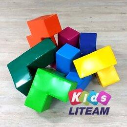 Головоломки - Большой детский конструктор головоломка, 0