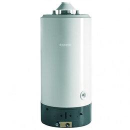 Водонагреватели - Газовый накопительный водонагреватель Ariston SGA 200л, 0