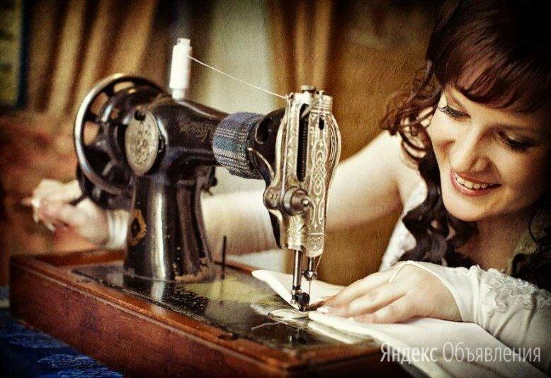 Школа машинной вышивки по цене 14999₽ - Сертификаты, курсы, мастер-классы, фото 0