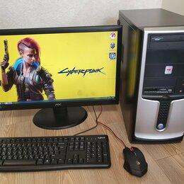 Настольные компьютеры - 🔥Е8500 GTX 550Ti 4Гб, 0