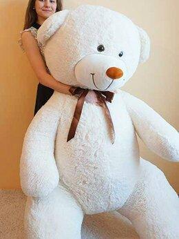 Мягкие игрушки - Огромный плюшевый медведь 210 см, 0