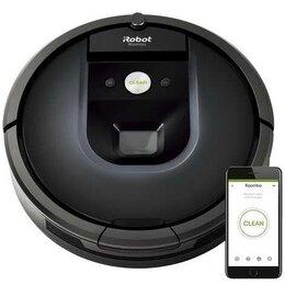 Роботы-пылесосы - Робот-пылесос iRobot Roomba 981, 0