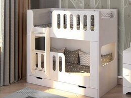 Кровати - Двухъярусная кровать Сказка, 0