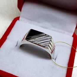 Кольца и перстни - Серебряная печатка , 0