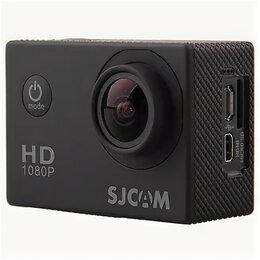 Экшн-камеры - Экшн-камера SJCAM SJ4000 черный, 0