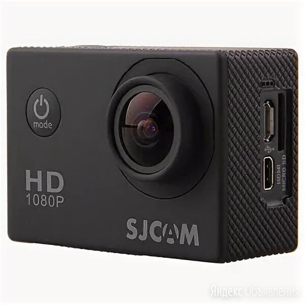 Экшн-камера SJCAM SJ4000 черный по цене 3500₽ - Экшн-камеры, фото 0