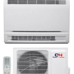 Тепловые насосы - Тепловой бытовой насос Cooper & Hunter CH-S18FVX, 0