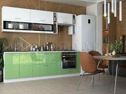 Мебель для кухни -  Кухня Техно NEW белый глянец /салатовый…, 0