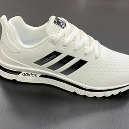 Кроссовки и кеды - Кроссовки Адидас белые , 0