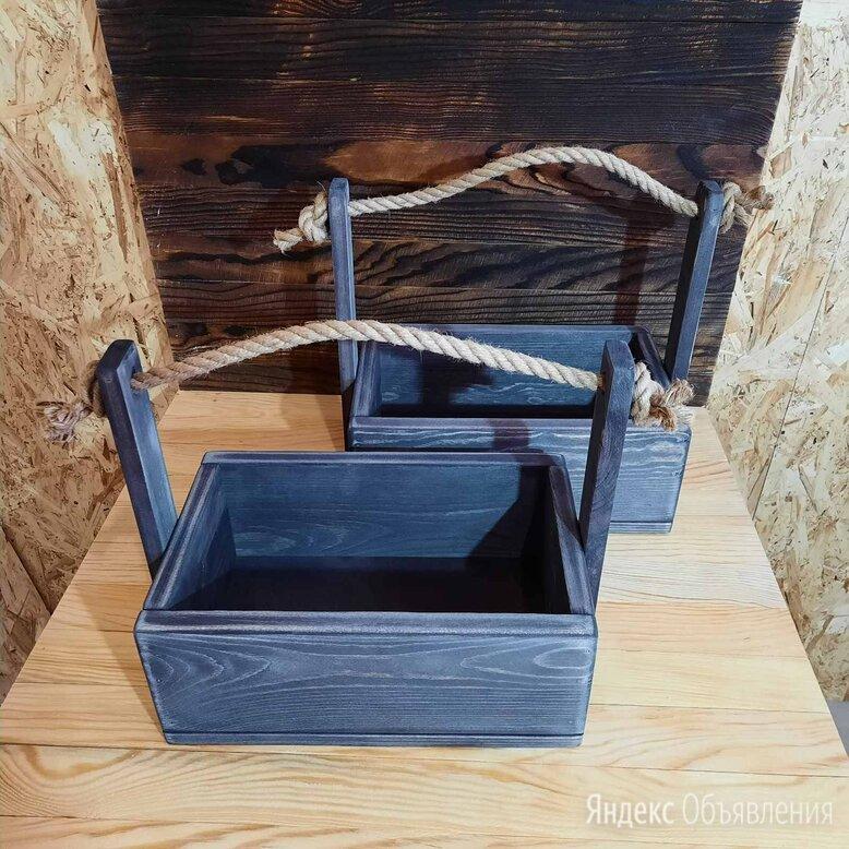 Ящики декоративные  по цене 250₽ - Подарочная упаковка, фото 0