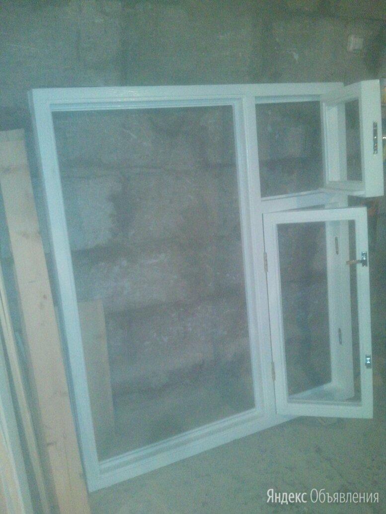 Изготовление с установкой деревянных оконных блоков по цене 16000₽ - Готовые конструкции, фото 0