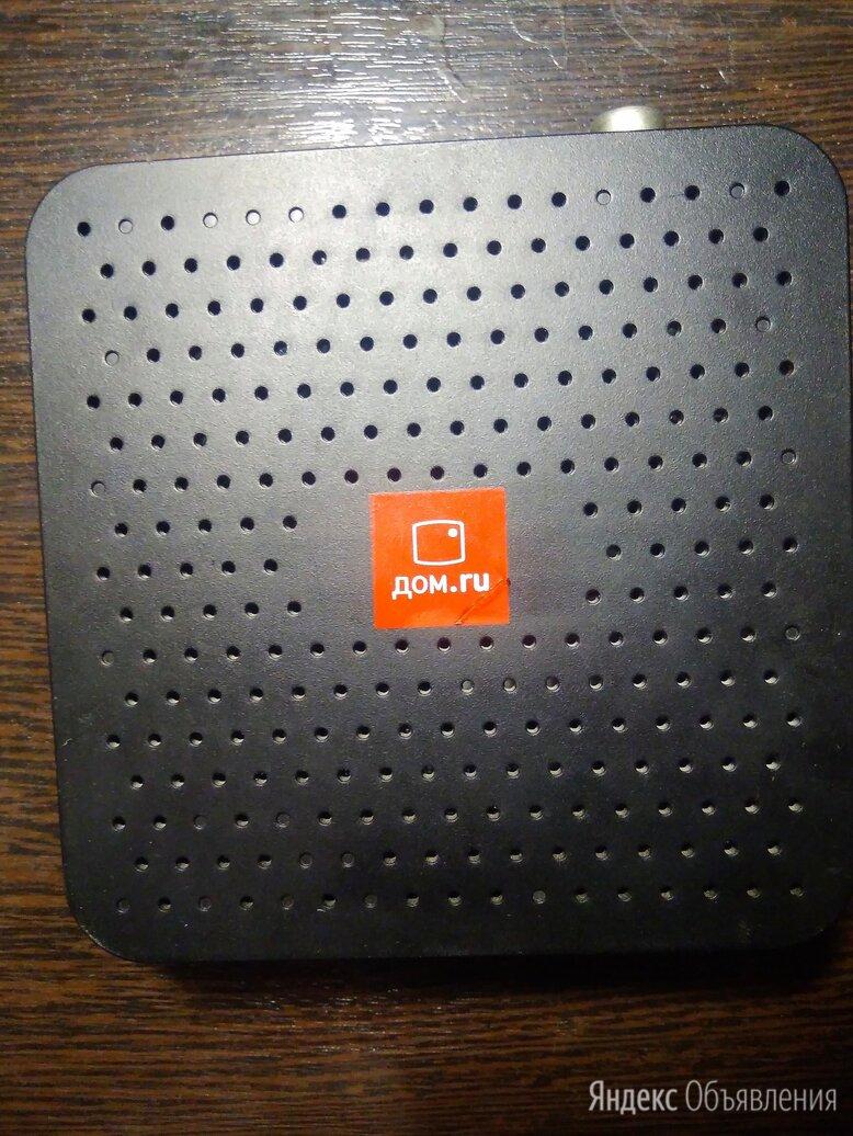 Приставка Дом ру Full HD по цене 500₽ - ТВ-приставки и медиаплееры, фото 0