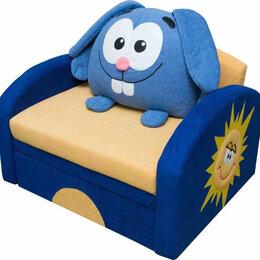 Кроватки - Детский диван Ушастик, 0