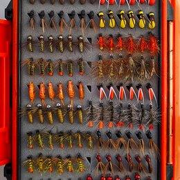 Приманки и мормышки - Мушки, нимфы для нахлыстовой рыбалки, 0