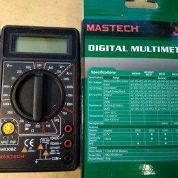 Измерительное оборудование - мультиметр, 0