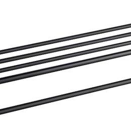 Полки, стойки, этажерки - Полка Timo Saona Black 13058/03 для полотенец, 0