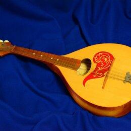 Щипковые инструменты - Мандолина, 0