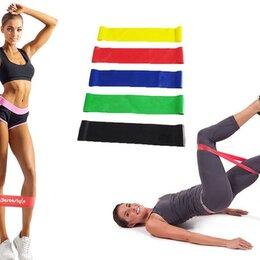 Эспандеры и кистевые тренажеры - Резинки для фитнеса (набор), 0