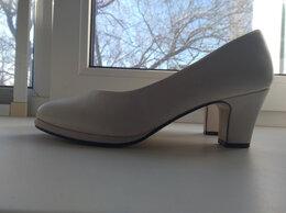 Туфли - туфли белые (размер 37), 0