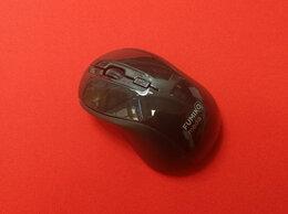 Клавиатуры - Мышь беспроводная FUMIKO WM01 черная, 0