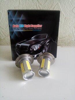 Лампочки - Светодиодные лампы головного света H7, 0