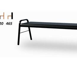 Мебель для учреждений - Банкетка №2 мягкая на металлокаркасе., 0