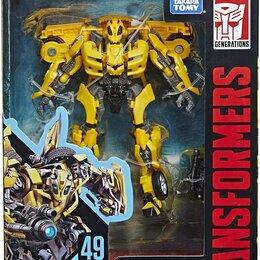 Роботы и трансформеры - Трансформер Бамбл Би студия 49, 0