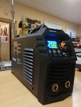 Сварочные аппараты - Сварочный аппарат Сварог Real Smart ARC 200 Black, 0