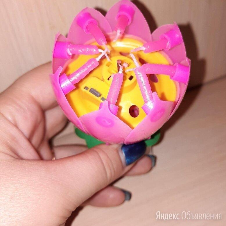 Свеча цветок на день рождения по цене 100₽ - Украшения для организации праздников, фото 0