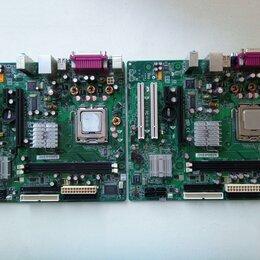 Материнские платы - Материнская платы Intel® Desktop Boards, 0