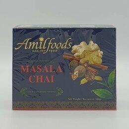 Продукты - Чай Масала AMIL, 100 гр, 0