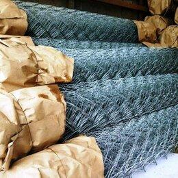 Заборчики, сетки и бордюрные ленты - Сетка рабица., 0