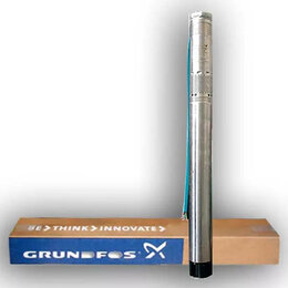 Насосы и комплектующие - Скважинный насос Grundfos SQE 2-115 (2540 Вт), 0