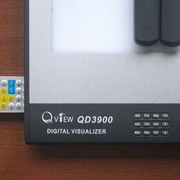 Документ-камеры - QOMO QD3900 серьезная документ-камера - визуализатор, в идеале, 0