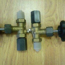 Запорная арматура - Игольчатые клапаны Росма тип PN250 DN4 Б/У, 0