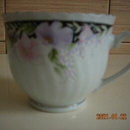 Кружки, блюдца и пары - Чайная чашка., 0