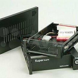 """Аксессуары для сетевого оборудования - Съемный контейнер для 3,5"""" HDD eide super rack-133, 0"""