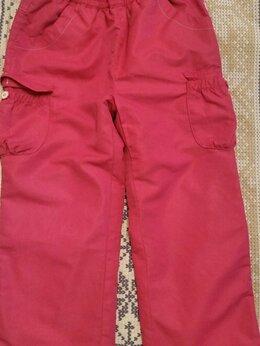Полукомбинезоны и брюки - Брюки штаны теплые для девочек, 0