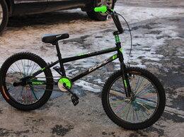 Велосипеды - Велосипед детский новый БМХ, 0