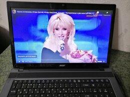 Ноутбуки - Большой ноутбук Acer Aspire 7739  ZG   , 0