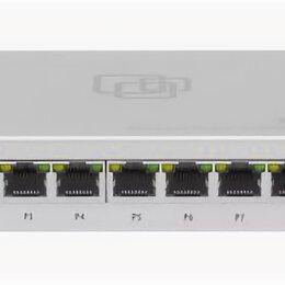 VoIP-оборудование - Неуправляемый POE коммутатор SNR-S1908GP-2S Тип коммутатора Не управляемый, Инте, 0