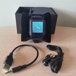 Умные часы и браслеты - Часы шпаргалка Apple watch smart Смарт мп3 mp4 плеер ответы ЕГЭ, 0