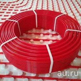 Водопроводные трубы и фитинги - Труба сшит.полиэтелен PE-RT ф 16мм BioPipe красная, 0