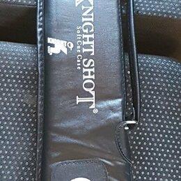 Аксессуары для игроков - Чехол для кия бильярдного, кожа. длина 80 см., 0