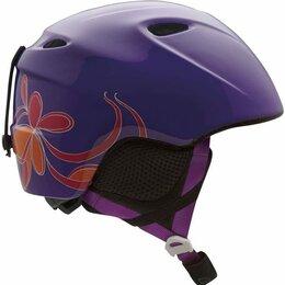 Шлемы - Шлем Giro SlingShot Purple для катания на горных лыжах или сноуборде, 0