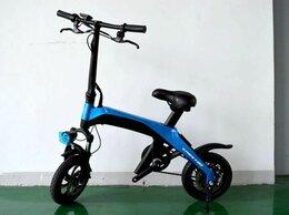 Мототехника и электровелосипеды - Электровелосипед GreenCamel Carbon XS, 0