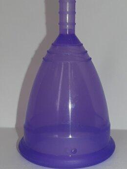 Средства для интимной гигиены - Менструальная чаша  CupLee, 0